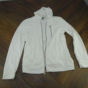 INC International Concepts Hoodie Jacket XS NWT